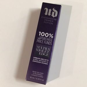 Urban Decay Eyeshadow Primer Limited Edition Fix